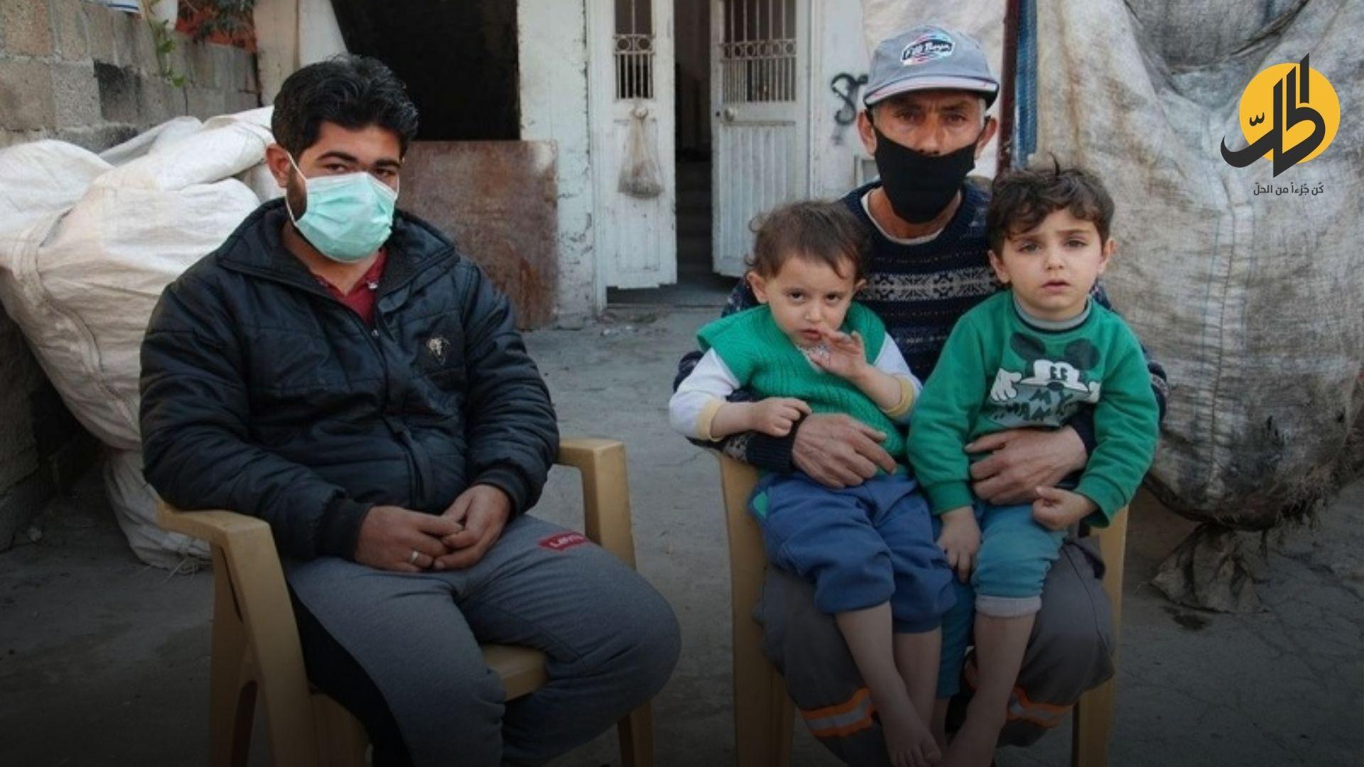 """الشرطة التركية تُرحّل لاجئة سوريّة """"قسراً"""" وعائلتها تناشد"""
