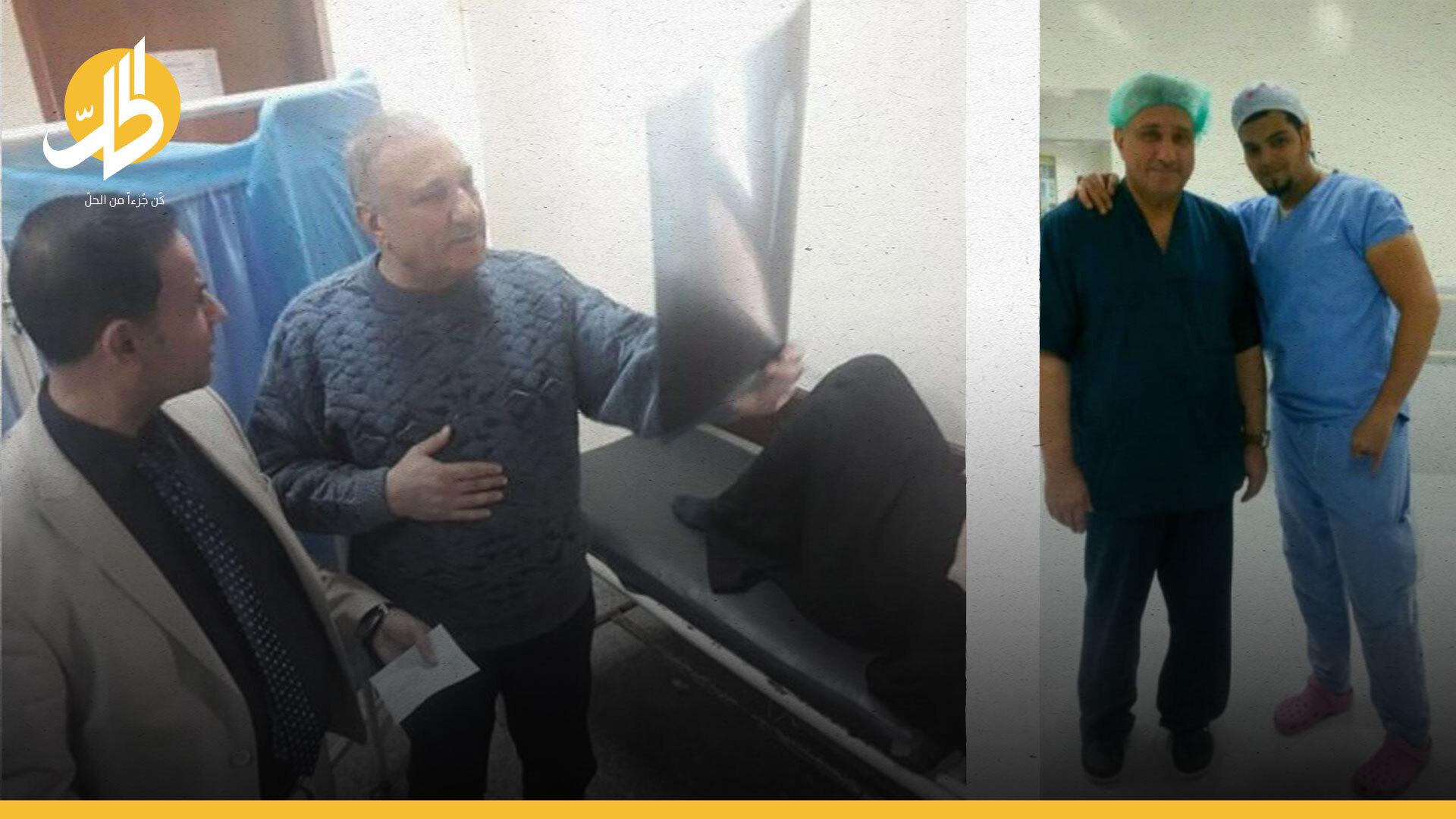 """وفاة آخر طبيب يهودي في بغداد.. يُلقب بـ""""السيد"""" ويُساعد الفقراء"""