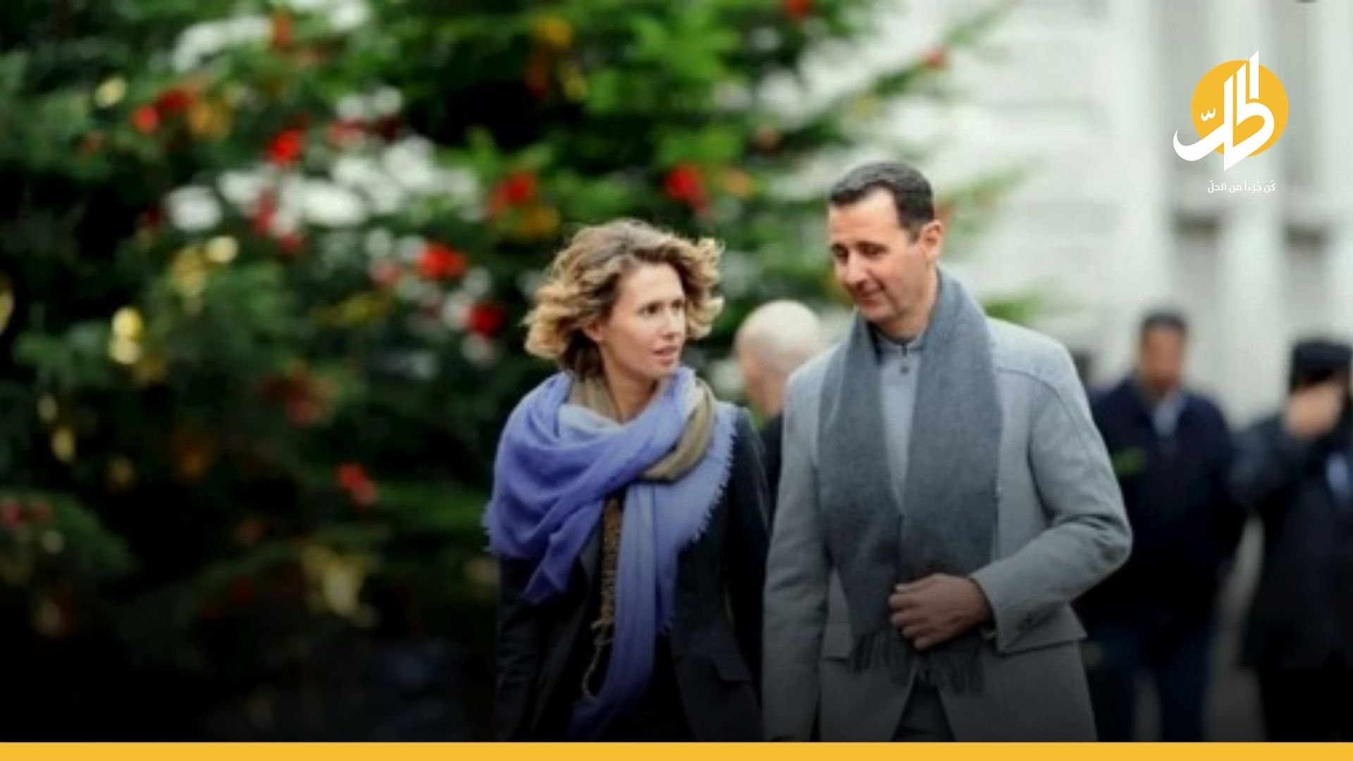 """الرئاسة السوريّة تكشف «حقيقة» الوضع الصحي لـ """"الأسد وزوجته"""""""
