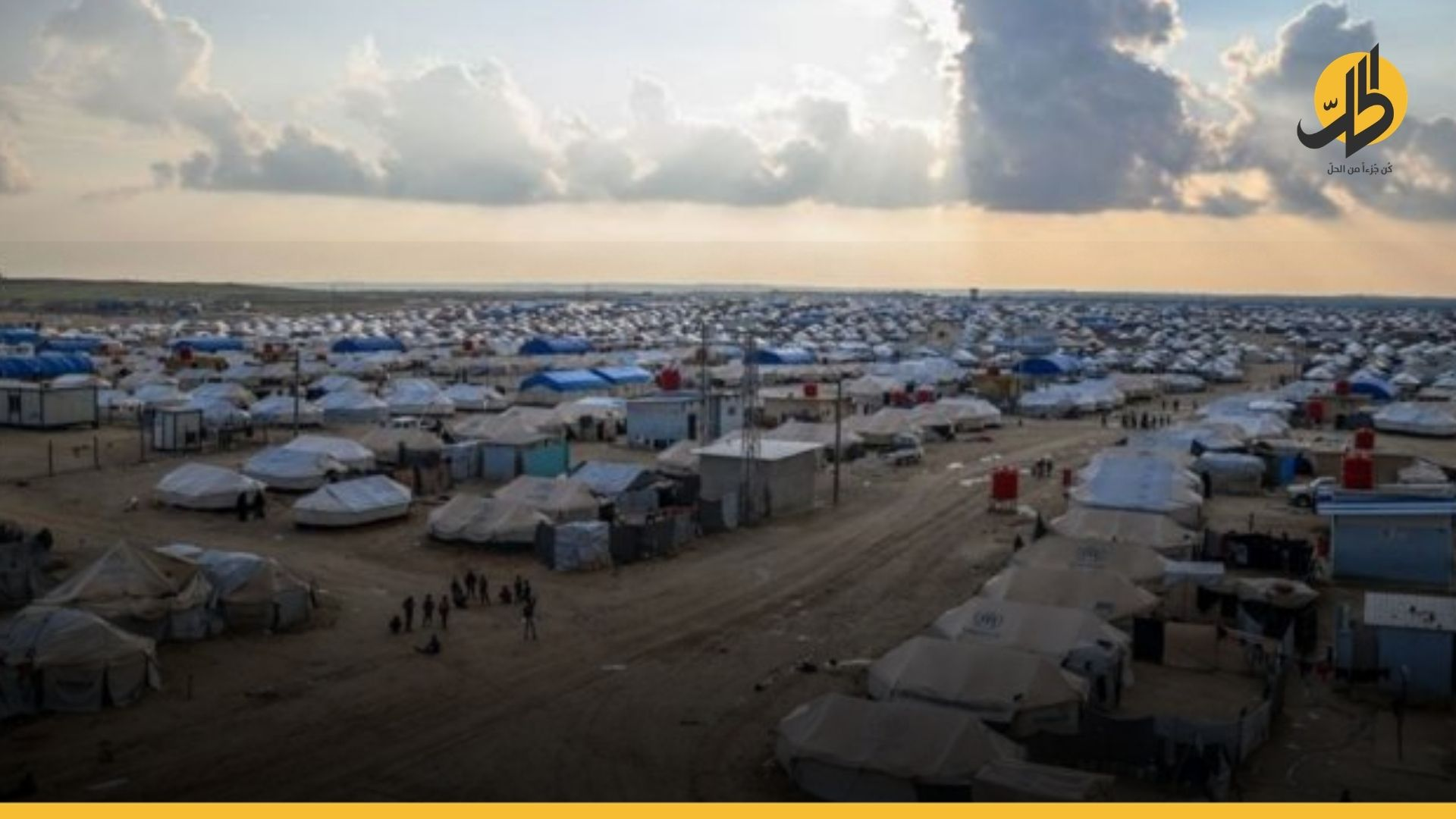 94 عائلة من اللاجئين العراقيين يصلون بلادهم بعد رحلة تأجلت لأكثر من عامين