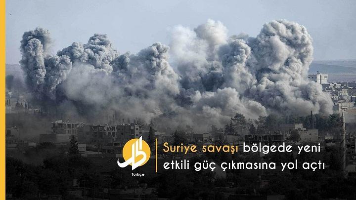 Esad sarayındayken, Suriye Savaşı Ortadoğu'da güç denklemlerini nasıl değiştirdi?