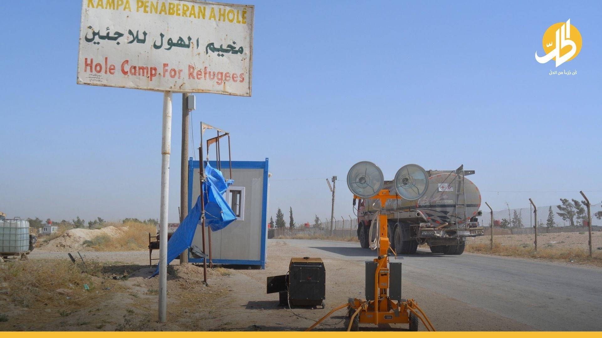مخيم الهول.. اعتقال مسؤولين عن الاغتيالات وقلق أمريكي على أطفال المخيم