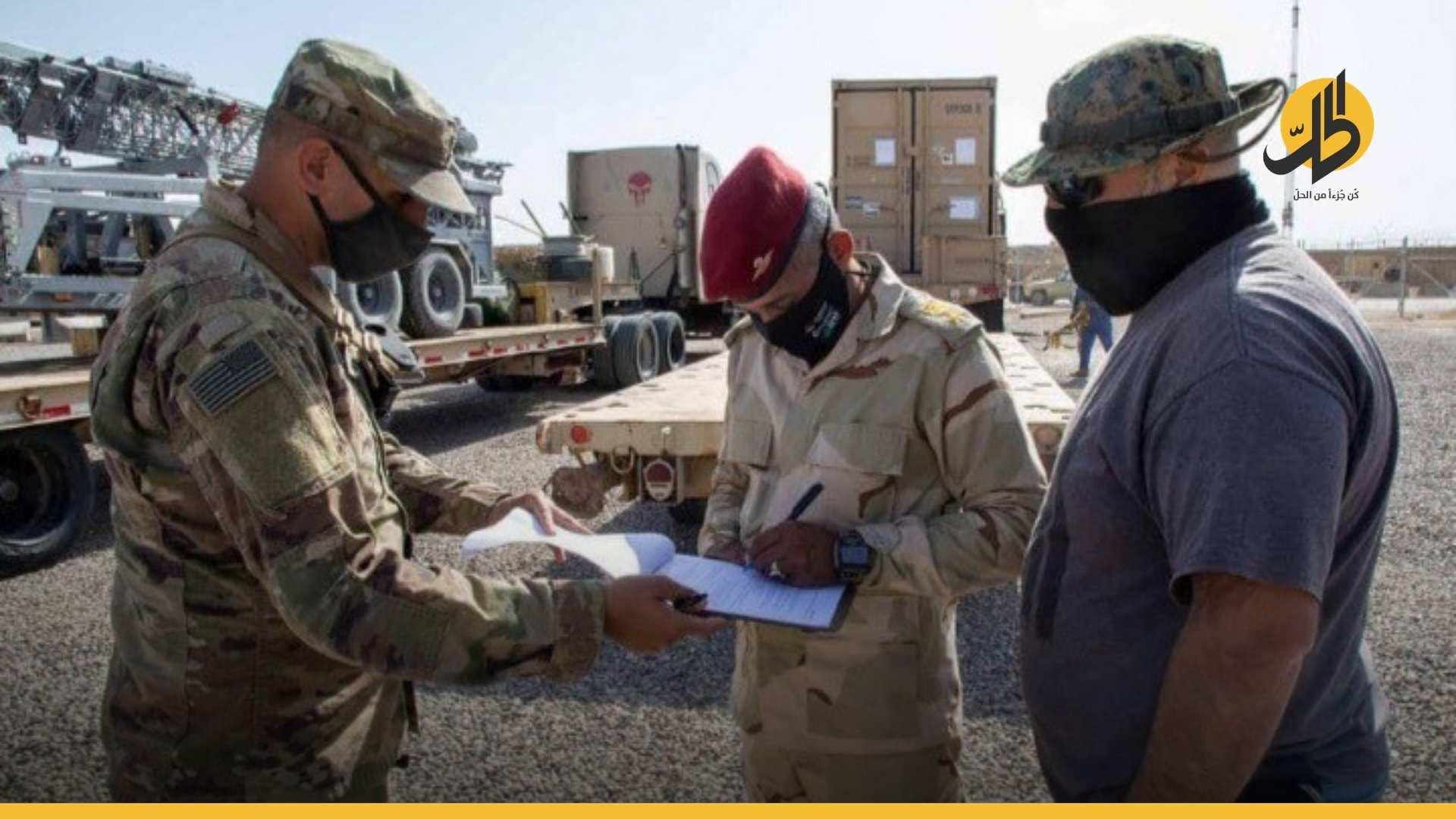 """""""التحالف الدولي"""": المعارك ضد """"داعش"""" من مهمة القوات العراقية.. هذا دورُنا"""