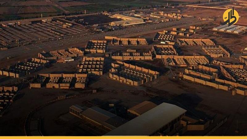 """إجراءات أمنية مشددة لحماية """"قاعدة بلد"""" من قصف الميليشيات الولائية"""