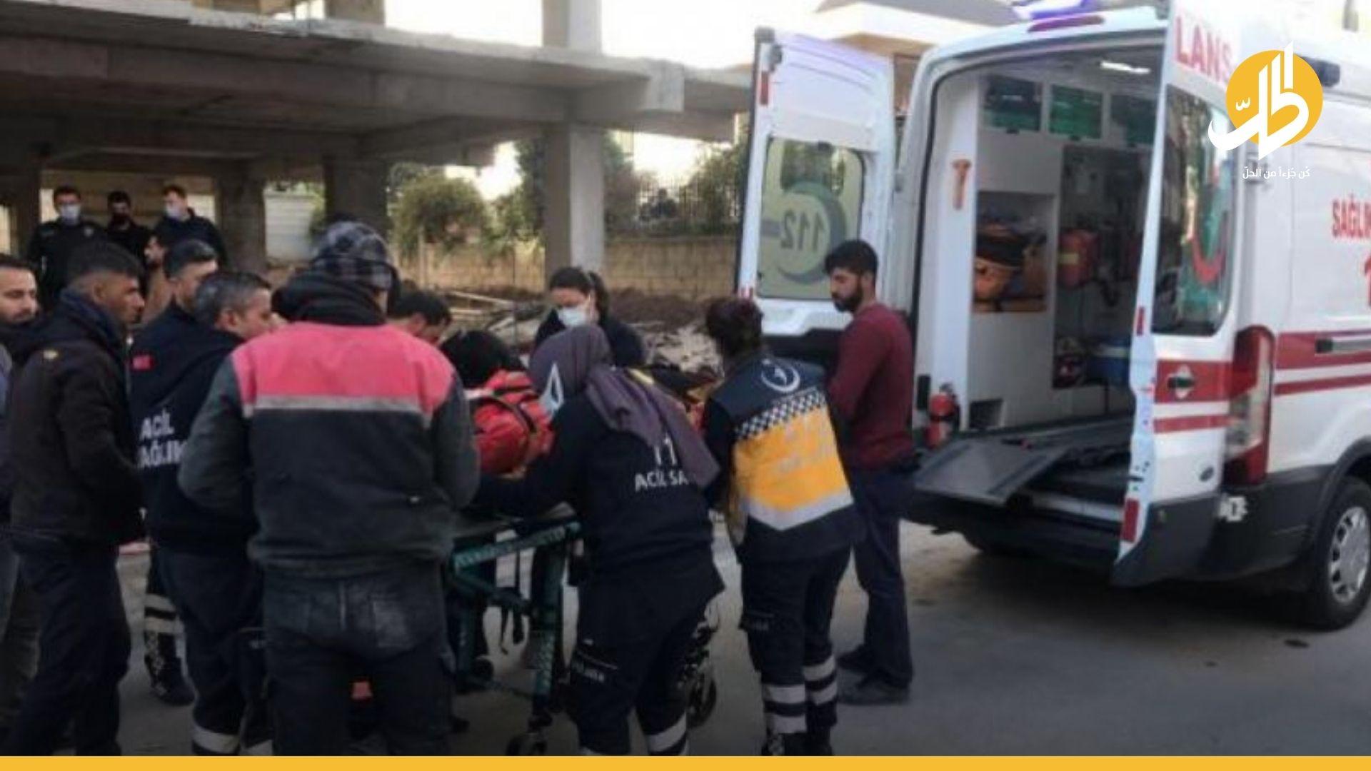 وفاة ثلاثة لاجئين سورييّن خلال عملهم في تركيا