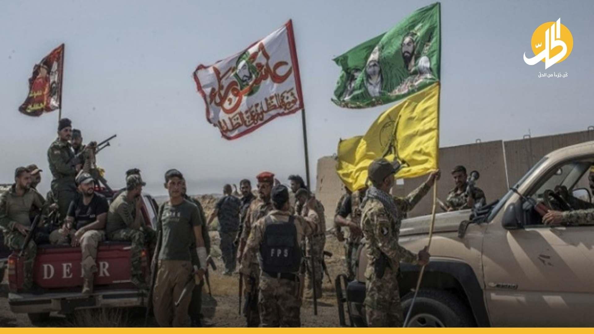 """""""الحرس الثوري"""" ينشئ قاعدة عسكرية جديدة شمال ديرالزور"""
