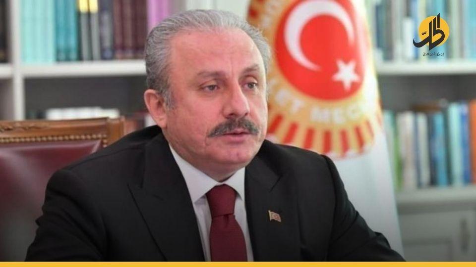 انتقاداتٌ تطال تصريحات رئيس البرلمان التركي بشأن السورييّن