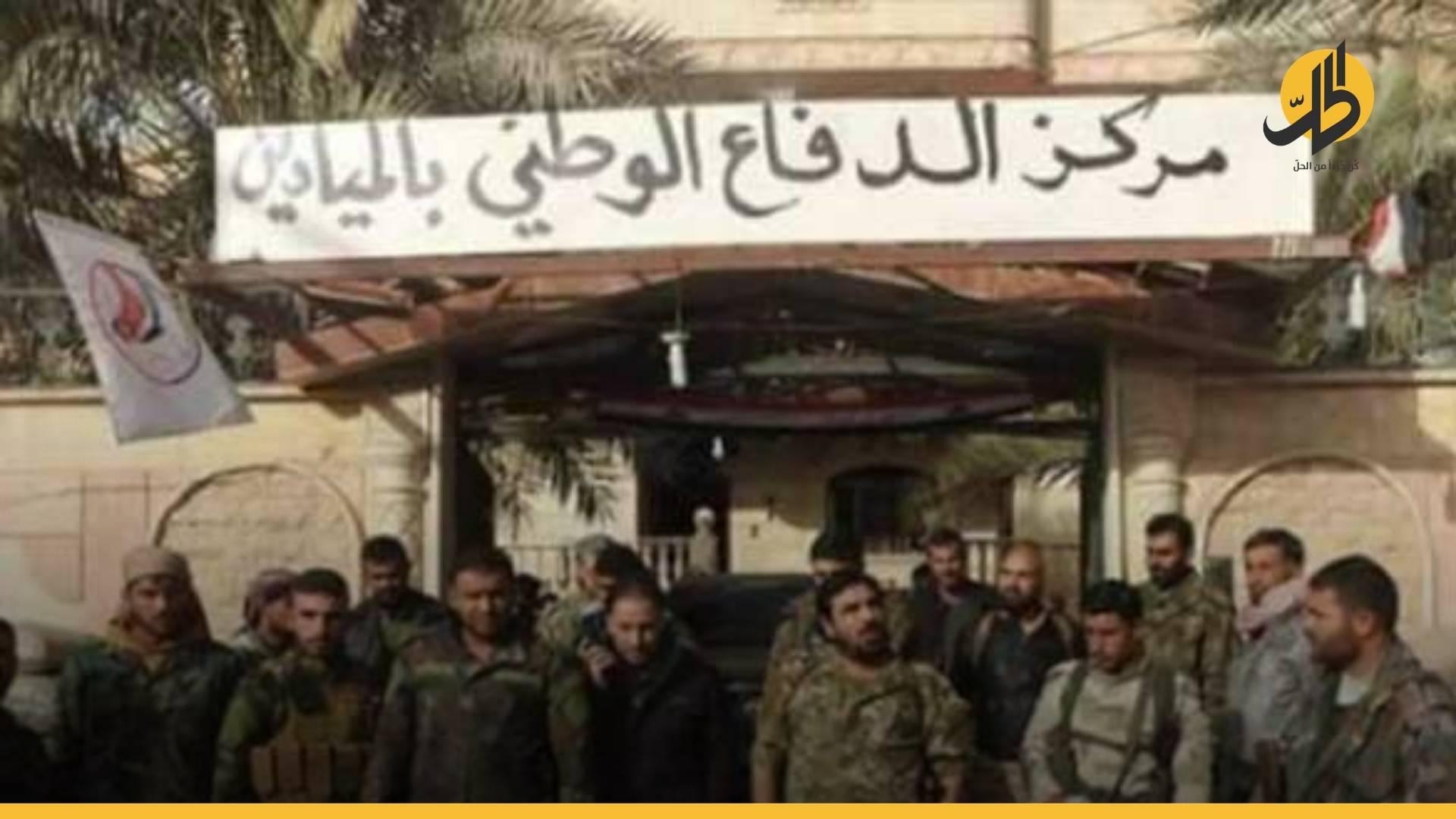 القتال يشتعل مُجدّداً بينهما.. قتلى وجرحى في اشتباكاتٍ بين «الدفاع الوطني» و«الفرقة الرابعة» شرقي دير الزور