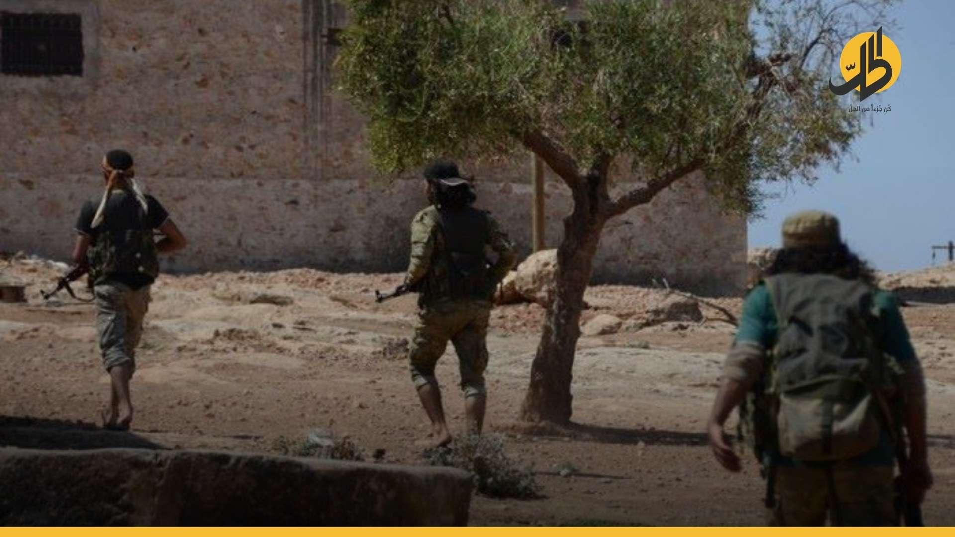 """قتلى وجرحى من """"الحرس الثوري الإيراني"""" إثر هجوم استهدفهم بالبادية السورية"""
