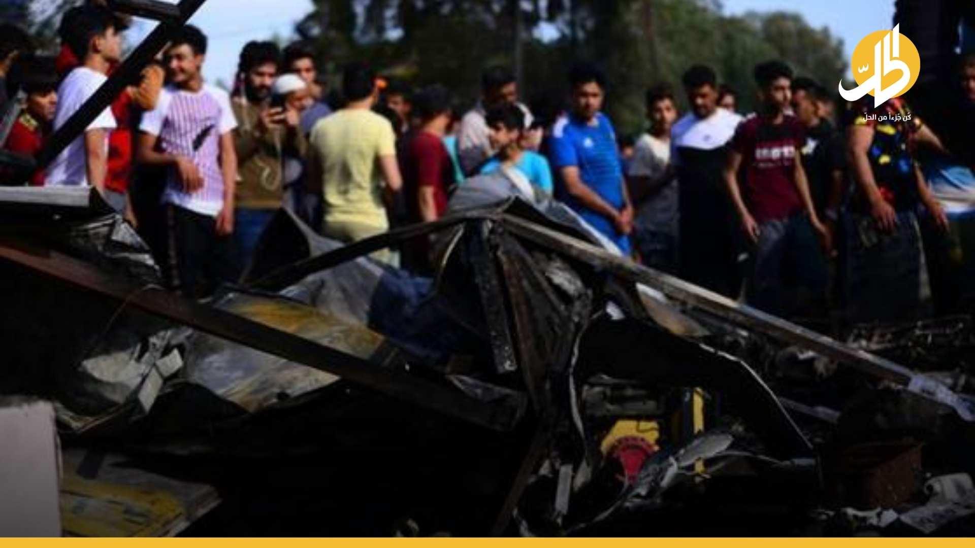إداناتٌ رسمية لتفجير مدينة الصَدر.. الضحايا أكثر من الرقم المُعلَن!