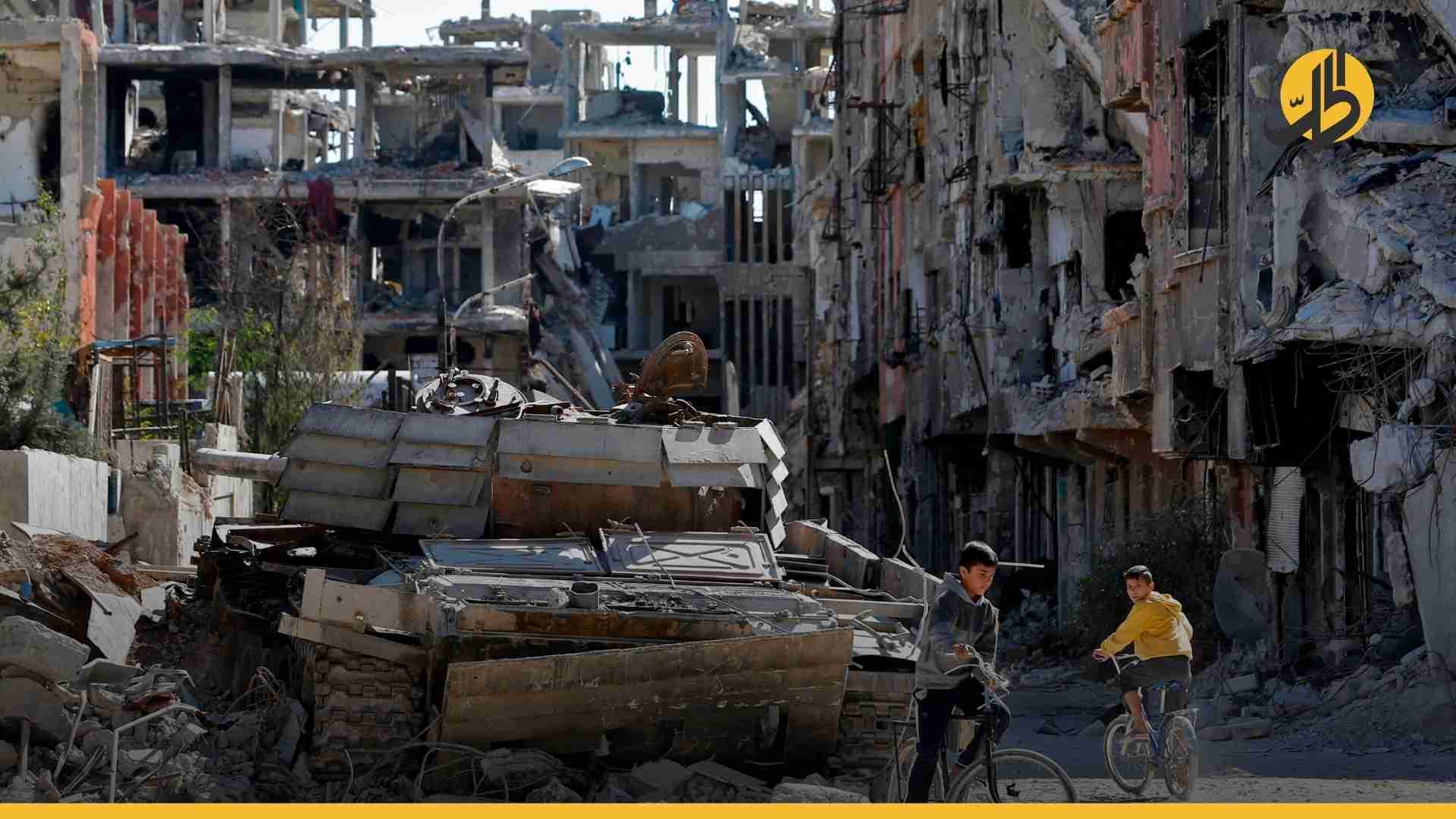 بعد ثلاث سنوات من الحملة العسكرية.. عشرات الجثث لا تزال عالقة تحت أنقاض مخيم اليرموك بدمشق