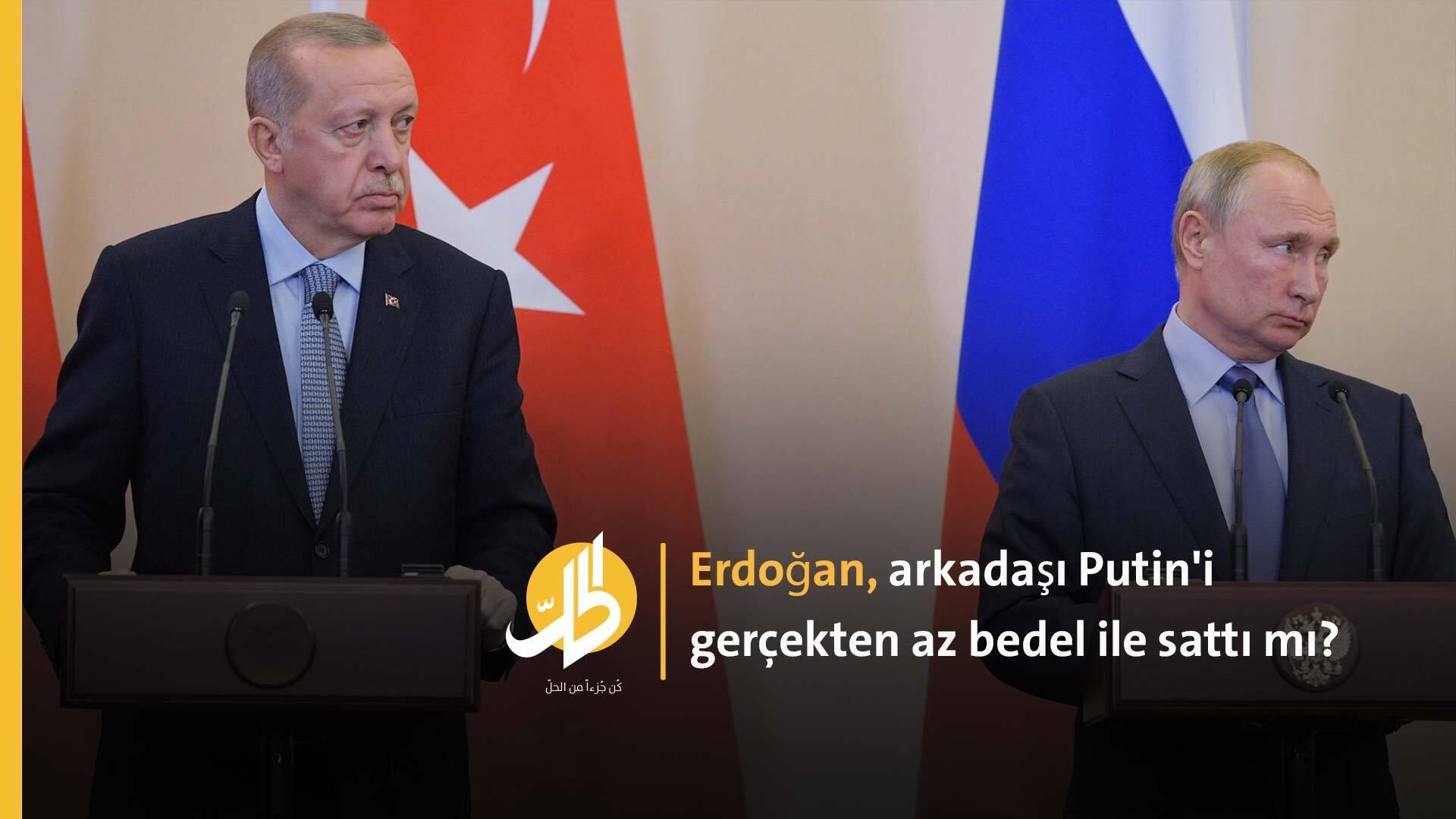 Rusya, Erdoğan'ın ihanetine nasıl misilleme yapacak? Putin'in stratejisinin ilk aksilikleri