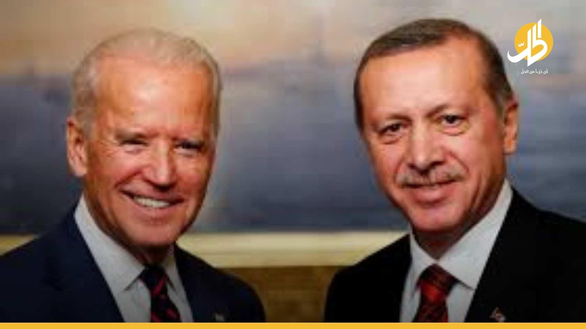 """""""بايدن"""" يُهاتف """"إردوغان"""": ترقّبٌ لاعتراف أميركا بـ «الإبادة الجماعية» للأرمَن"""
