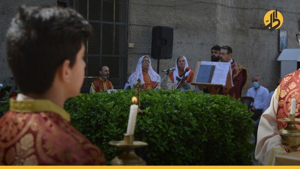 """""""الأرمن"""" في القامشلي يُرحبون باعتراف """"بايدن"""" المُرتقب بـ«الإبادة الجماعيّة»"""