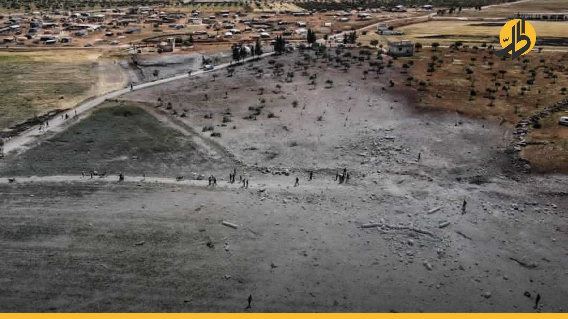 """14 قتيل وجريح بانفجار مقرٍ لحركة """"أحرار الشام"""" بإدلب"""