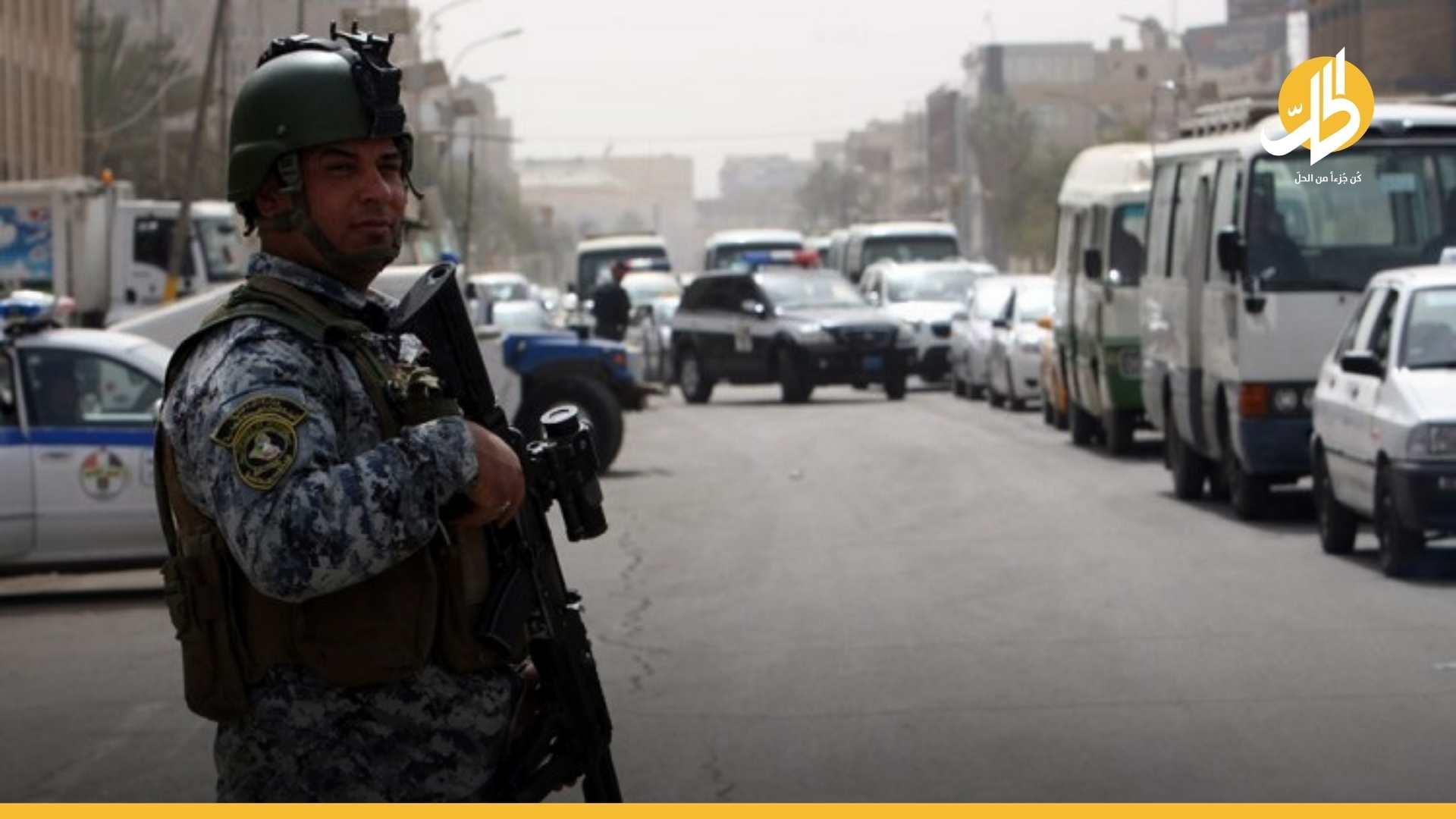 اختفاء مستثمر فرنسي من أصل إيراني شمال بغداد