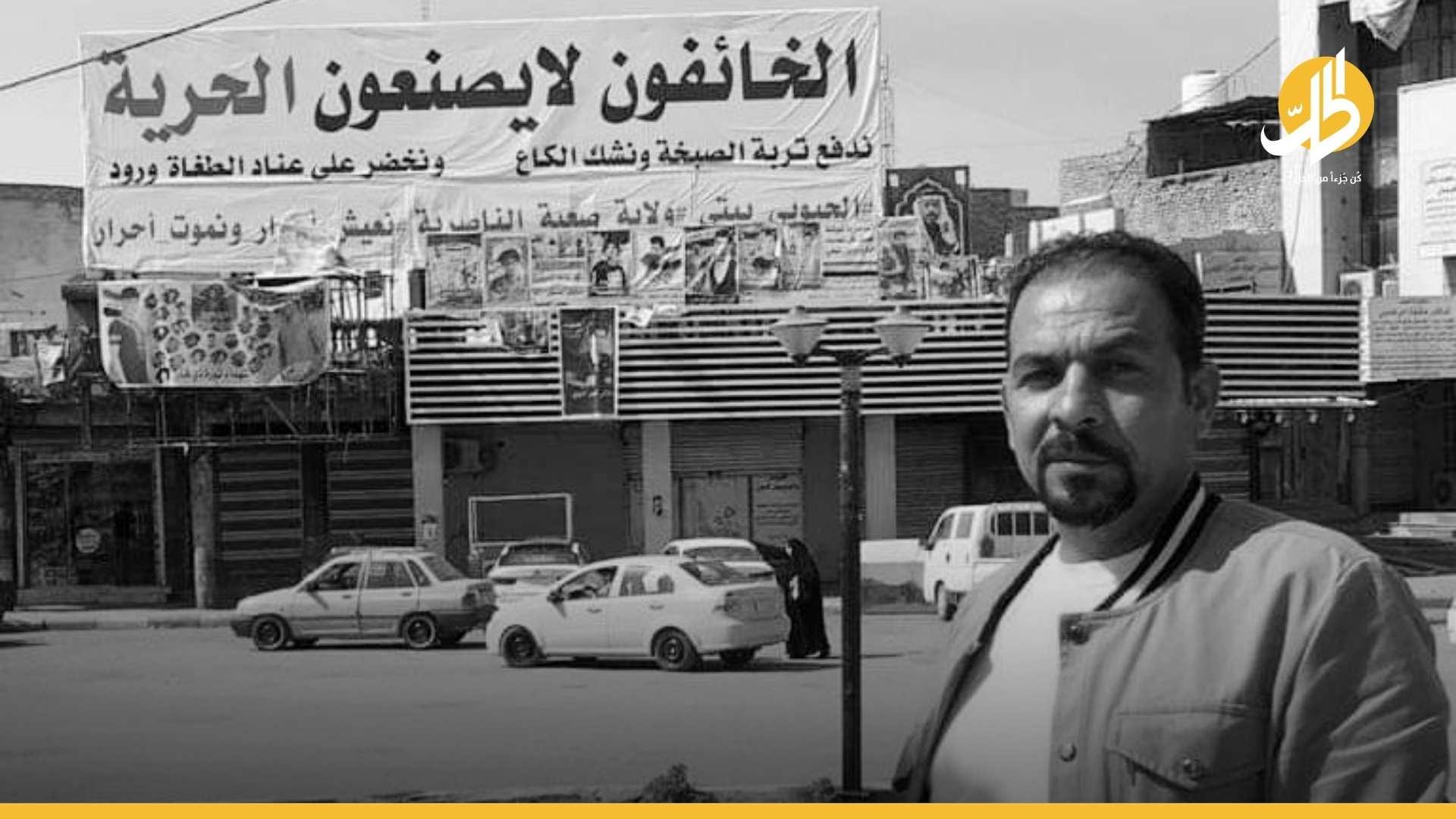"""القصة الكاملة لاعتقال قيادي بالحشد الشعبي.. مُتهم بقتل """"إيهاب الوزني"""""""
