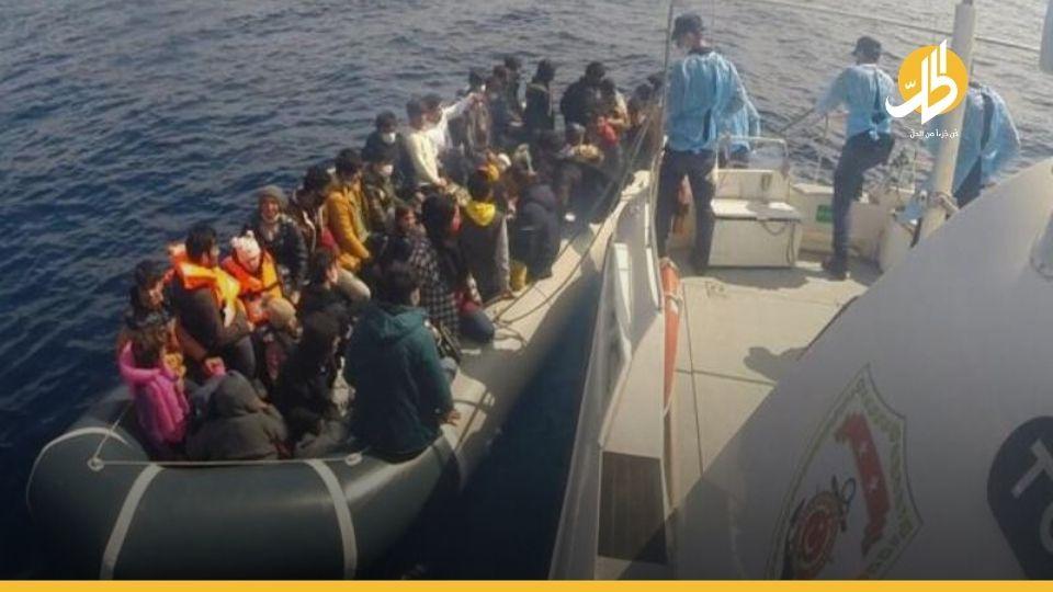 بينهم سوريّون.. القوات التركيّة تعتقل عشرات المُهاجرين عند الحدود اليونانيّة والبلغاريّة