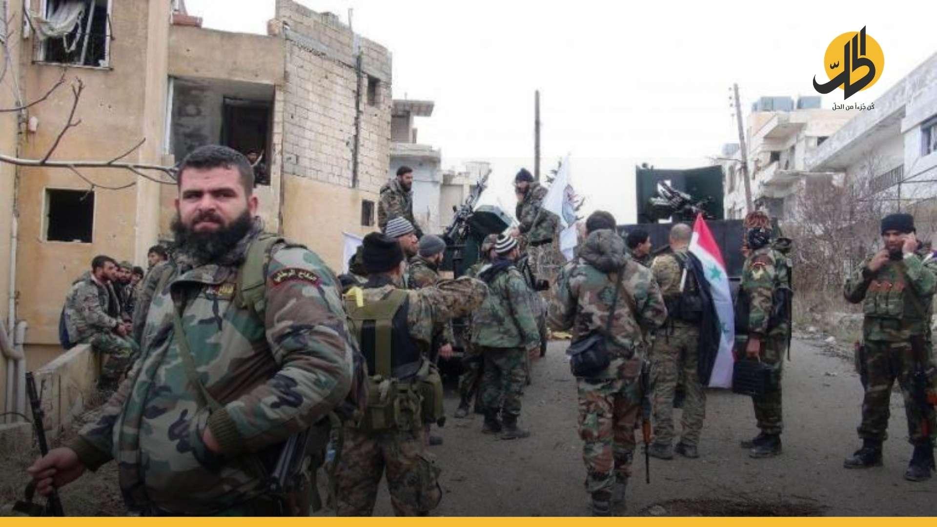 """مقتل عنصر من """"الدفاع الوطني"""" باحتفالية مؤيدة لـ""""بشار الأسد"""" في دير الزور"""