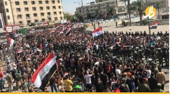 """قوى """"تشرين"""" في العراق تستعد لمؤتمر """"المعارضة السياسية"""""""