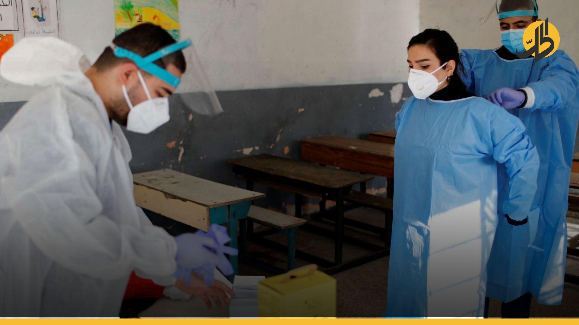 """58 وفاة جرّاء الإصابة بـ""""كورونا"""" في العراق"""
