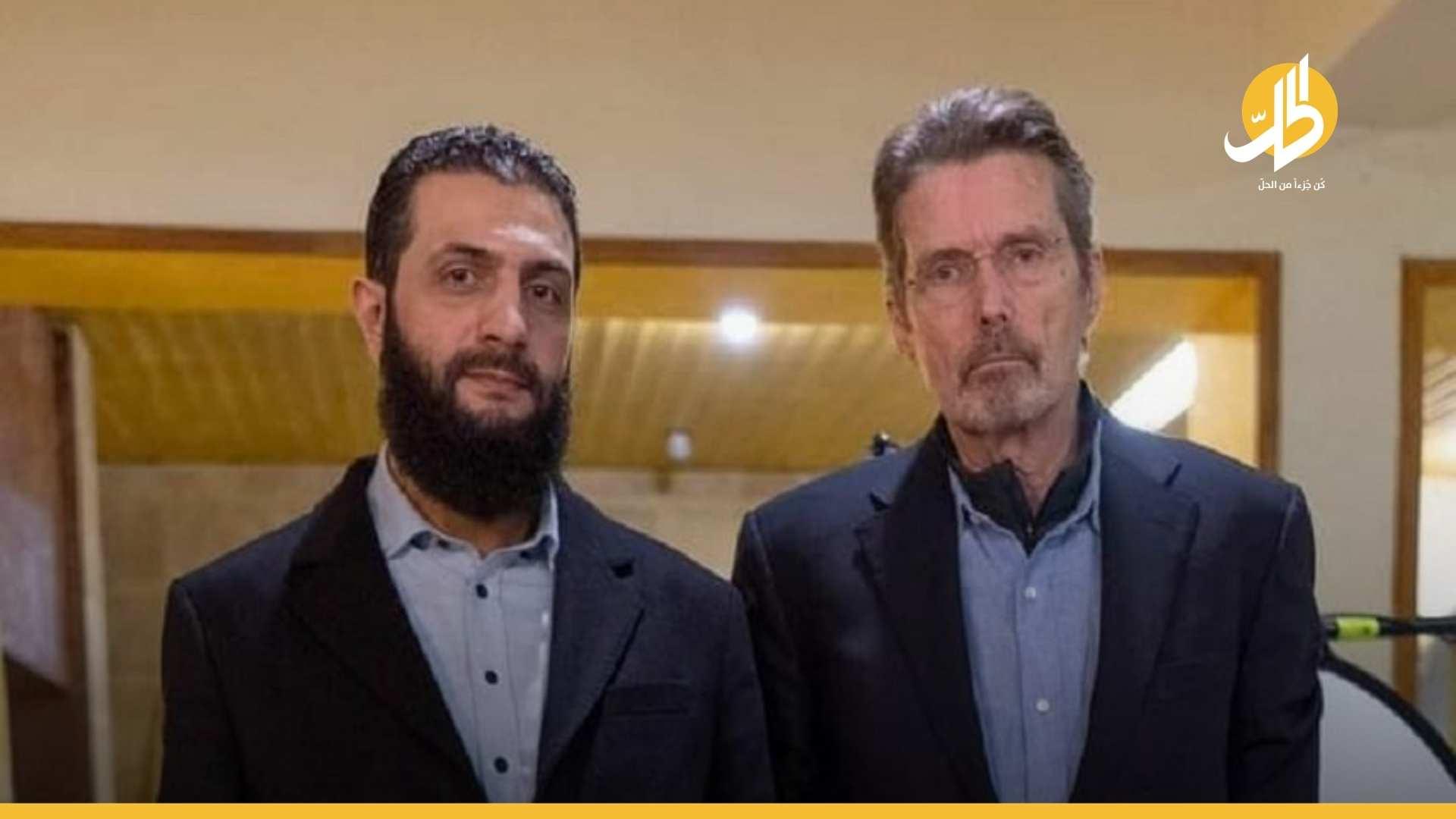 """""""الجولاني"""" : والدي توصل إلى تسوية مع المخابرات السورية ولست نادماً على عملي مع """"البغدادي"""""""