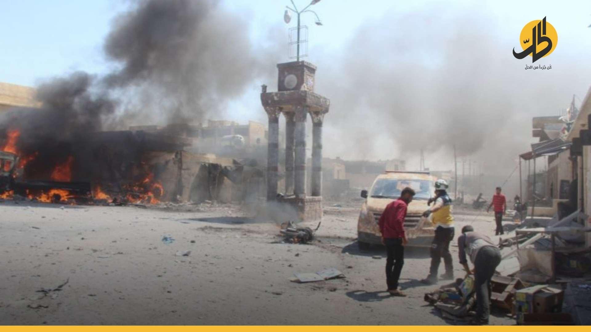 """قصف تركي روسي متبادل بعد مقتل المتحدث العسكري باسم """"تحرير الشام"""" في إدلب.. فهل بدأت الحرب؟"""