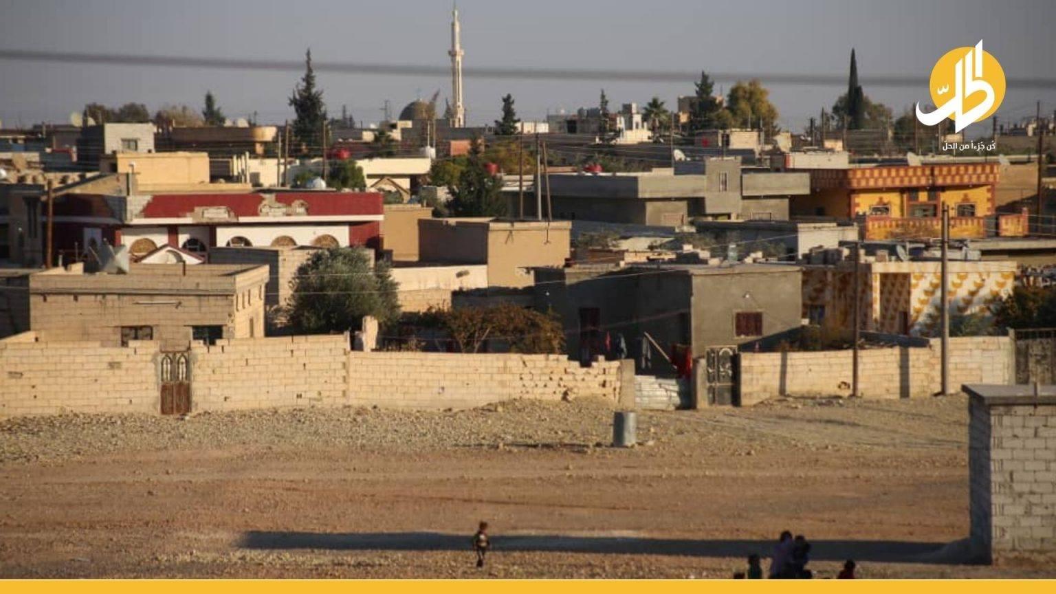 """بعد فترة هدوء.. القصف المدفعي التركي يتجدّد على أطراف """"عين عيسى"""""""