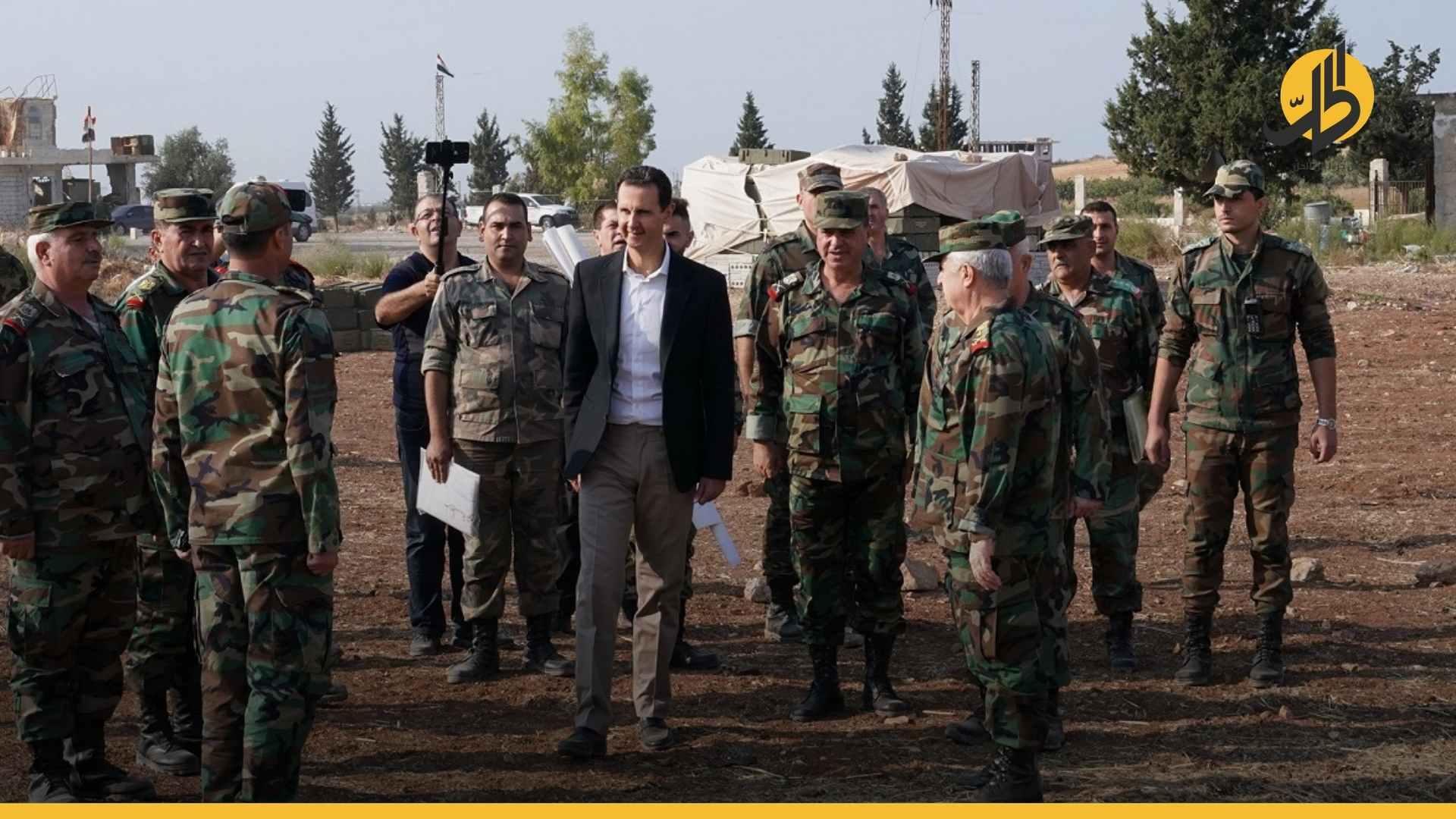 """انفجار في اجتماعٍ تخلف """"الأسد"""" عن حضوره في ريف دمشق"""