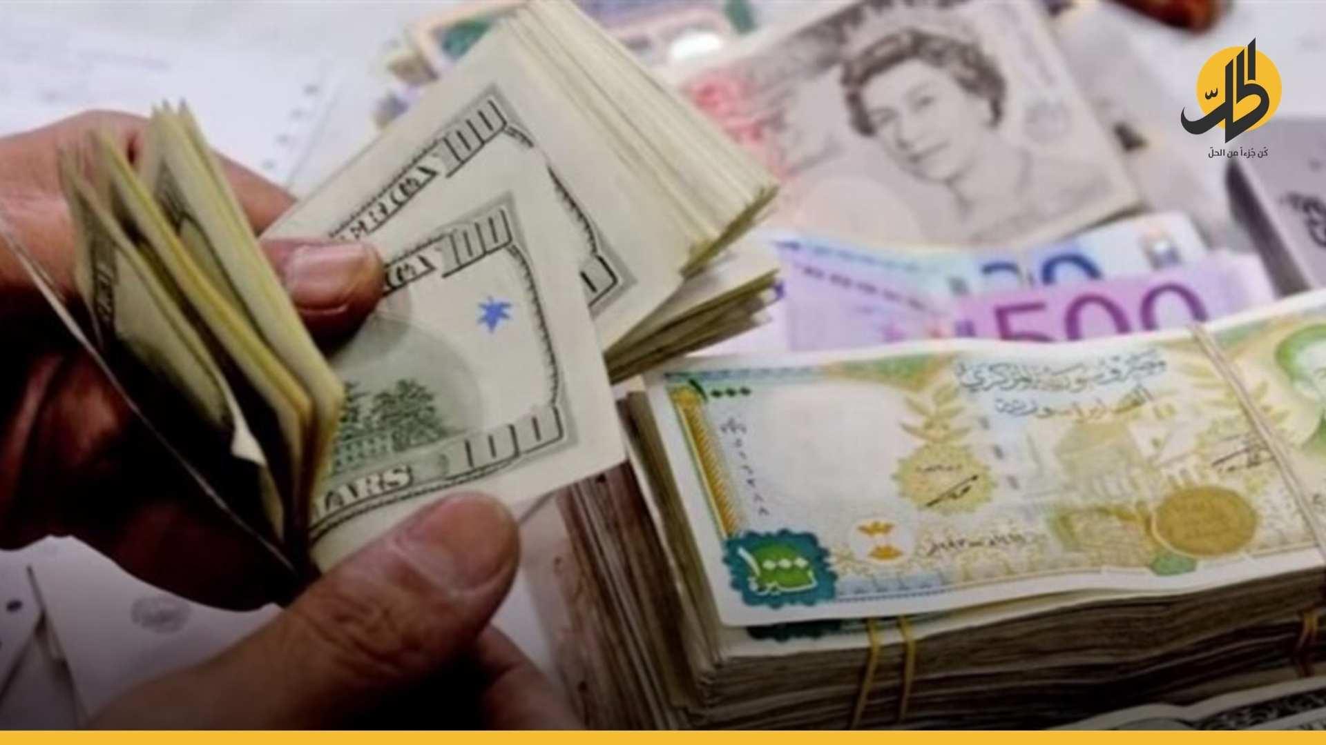 ارتفاع أسعار الصرف يُثقِل كاهل السوريين بانعكاساته على أسعار المواد الغذائيّة