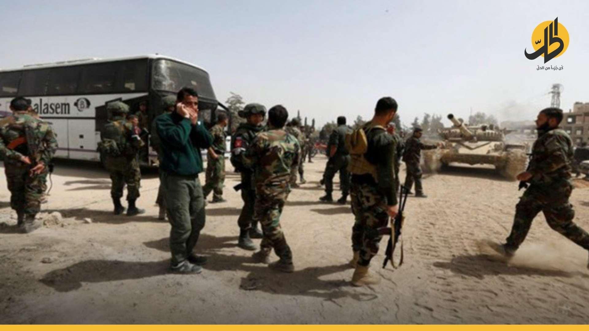 """هروب 4 عناصر من """"داعش"""" كانوا محتجزين في سجنٍ تابع للحرس الثوري بسوريا"""