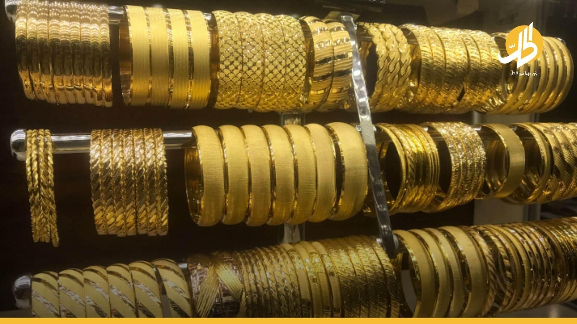 نقيب صاغة دمشق يتوقّع تدفّق الذهب من الإمارات إلى دمشق
