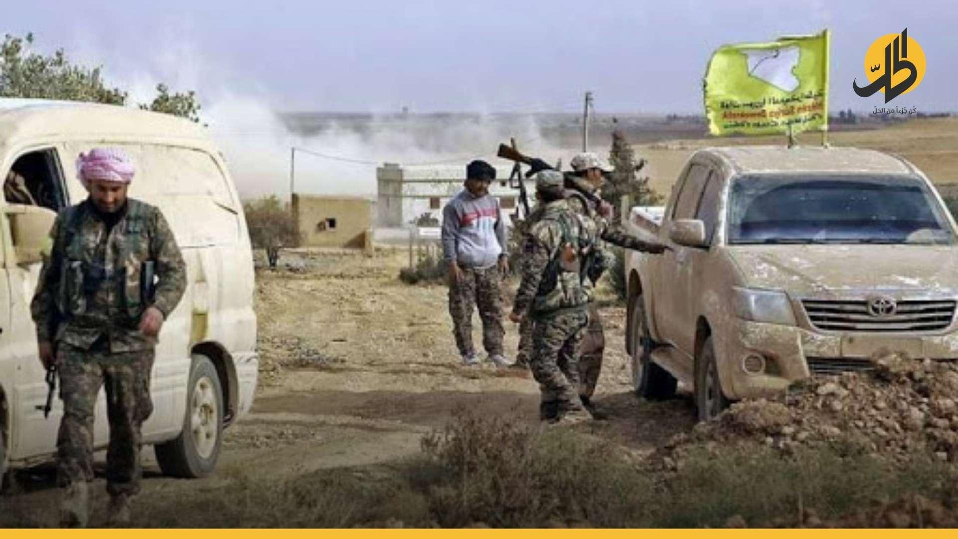 بمراقبةٍ جوية من التحالف.. (قسد) تُعلن اعتقال 17 من عناصر «داعش» في دير الزور