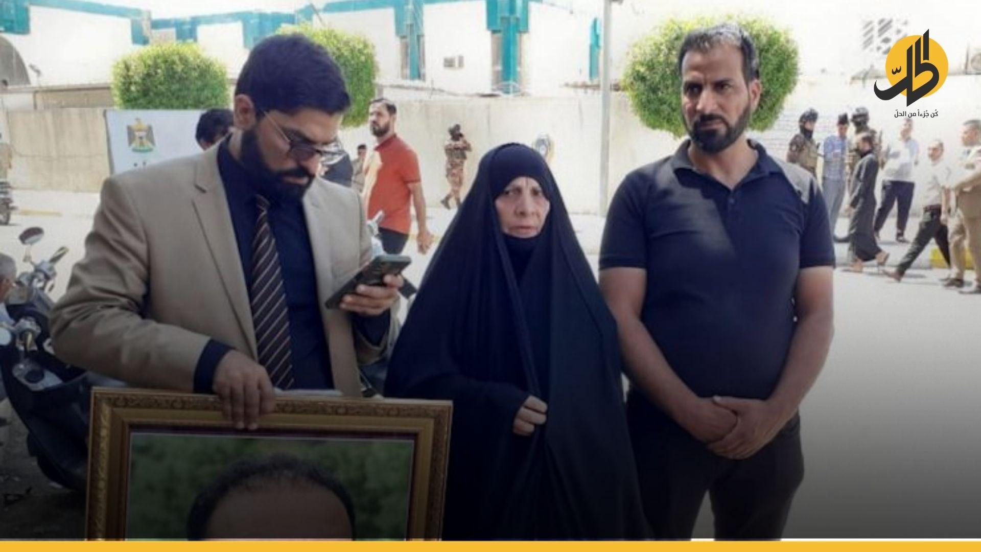 """تطور لافت لـ""""تشرين"""".. أمهات الضحايا في قيادة الاحتجاجات العراقية"""