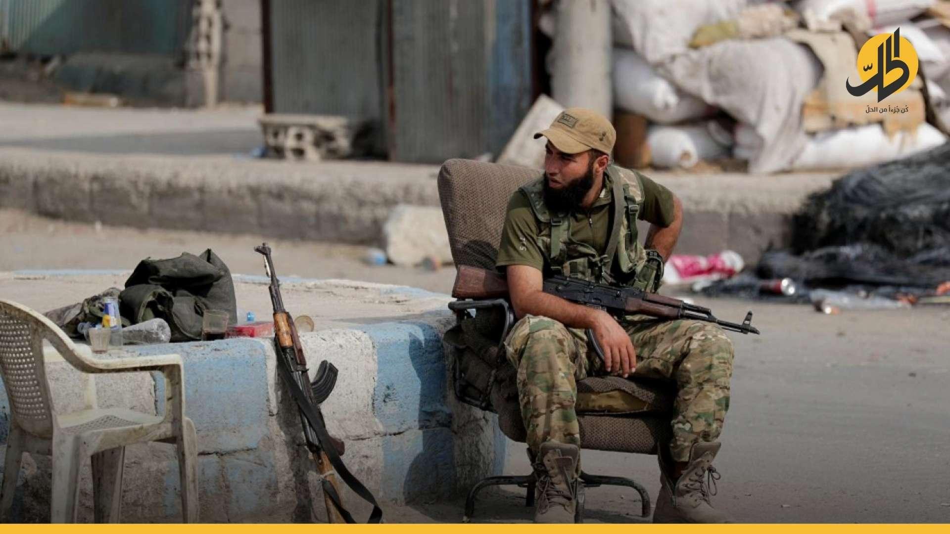 """""""رأس العين"""" تشهد اقتتالاً بين فصائل «الجيش الوطني».. والأهالي ينزحون على وقع الاشتباكات"""