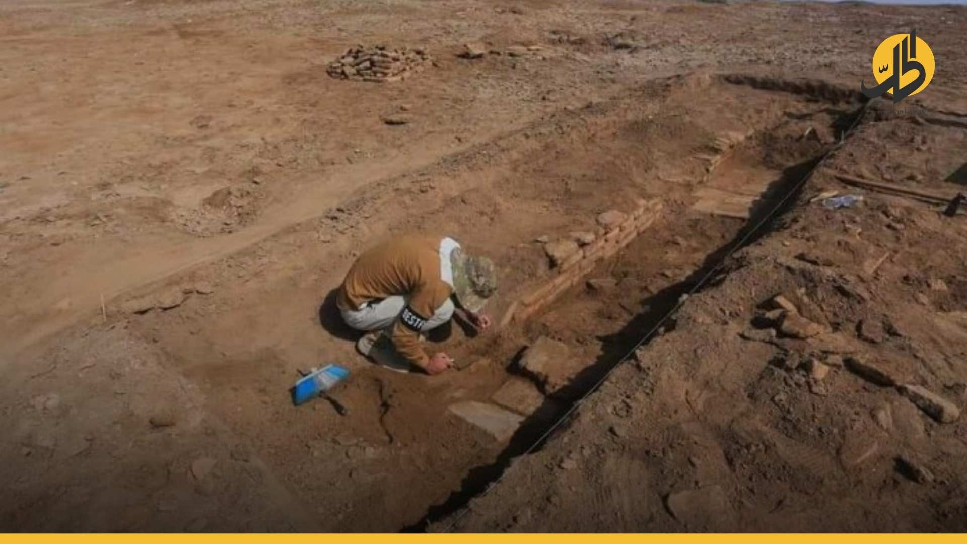 شاهد/ ـي بالصوَر: اكتشاف مدينة أثرية عمرها 4000 عام جنوبي العراق