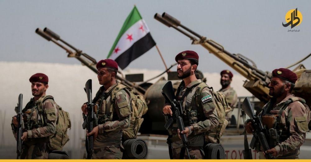 بالأسماء.. تقريرٌ حقوقي يكشف عن 27 عنصراً من «داعش» يتولّون مناصب قيادية في «الجيش الوطني»