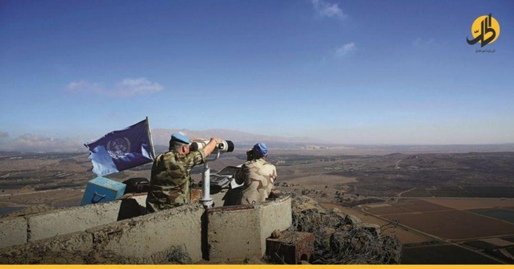 """مجلس الأمن يُمدّد مهمة """"أوندوف"""" في مرتفعات الجولان حتى نهاية 2021"""