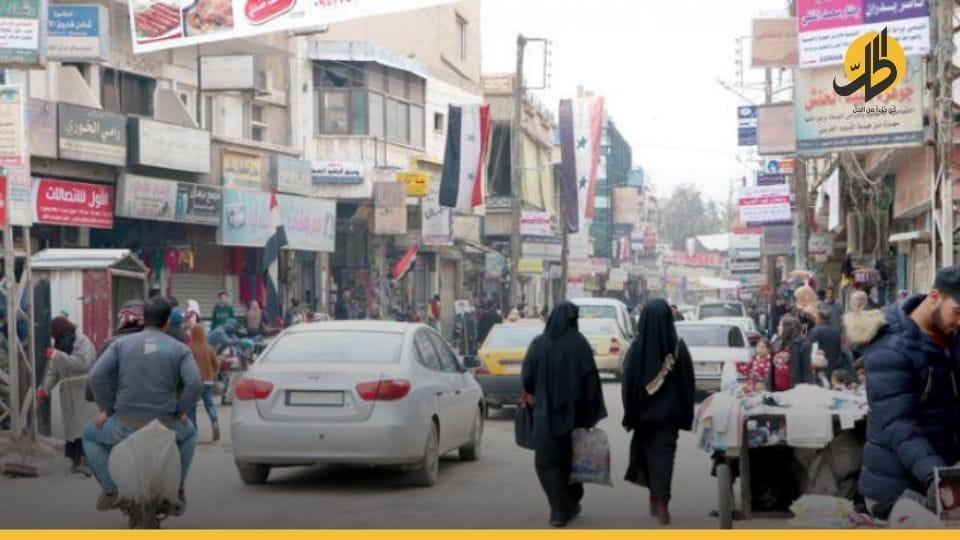 """""""الدفاع الوطني"""" يعتقل عشرات المدنيين في سوق الحسكة.. هل ستتجدّد المواجهات بينه وبين الأساييش؟"""