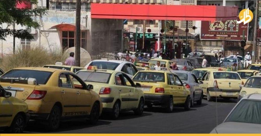 حلب.. ليتر البنزين في السوق السوداء يصل إلى 5000 ليرة