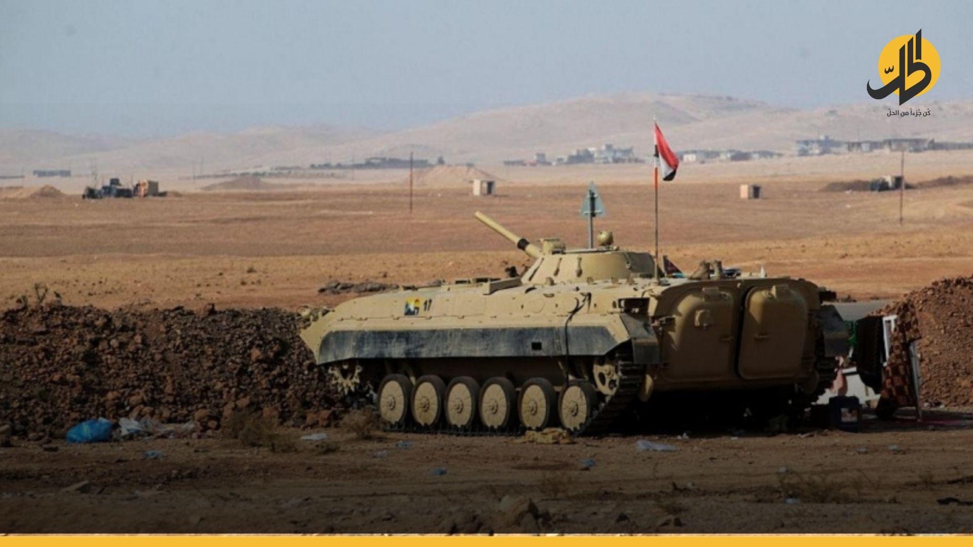 """ممر سري يتسلل منه """"داعش"""" من سوريا إلى العراق إلى حدود إيران"""