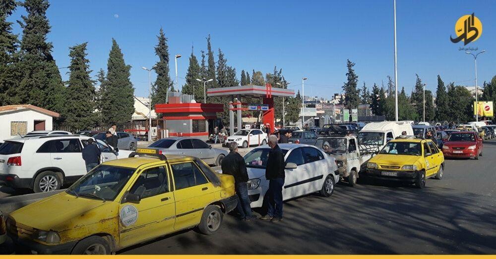 «الحكومة السوريّة» ترفع أسعار البنزين في ظل ندرته.. كم بلغ سعر الليتر؟