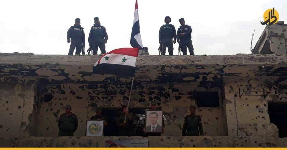 """من الجبهات إلى الذهب والسلاح.. مهمة جديدة للأمن السوري وفرقة """"ماهر الأسد"""""""
