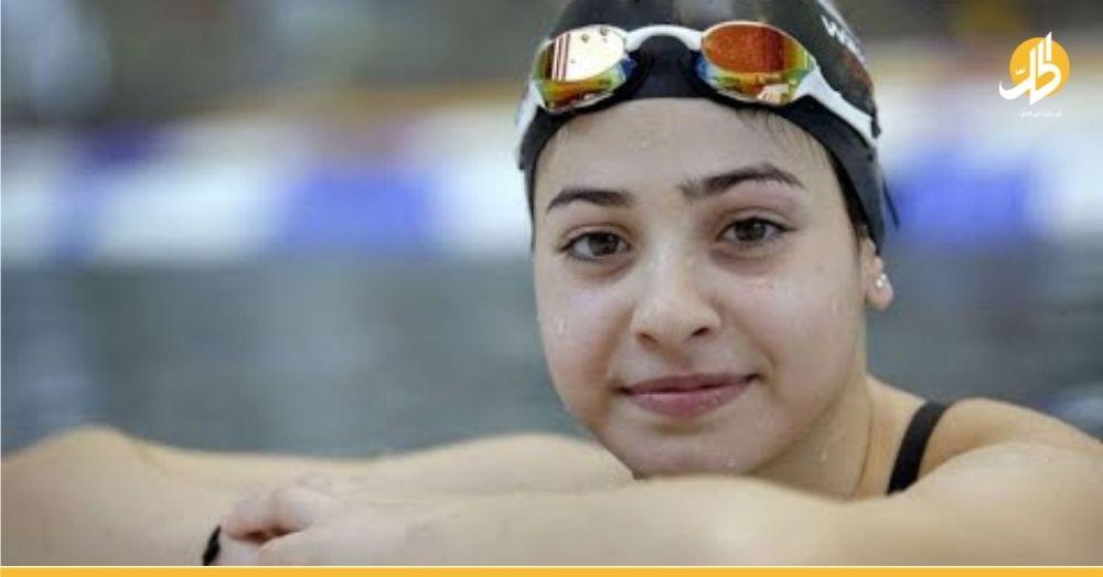 """""""يُسرى مارديني"""".. سباحة سوريّة تمثّل 80 مليون لاجئ بالعالم في أولمبياد طوكيو"""