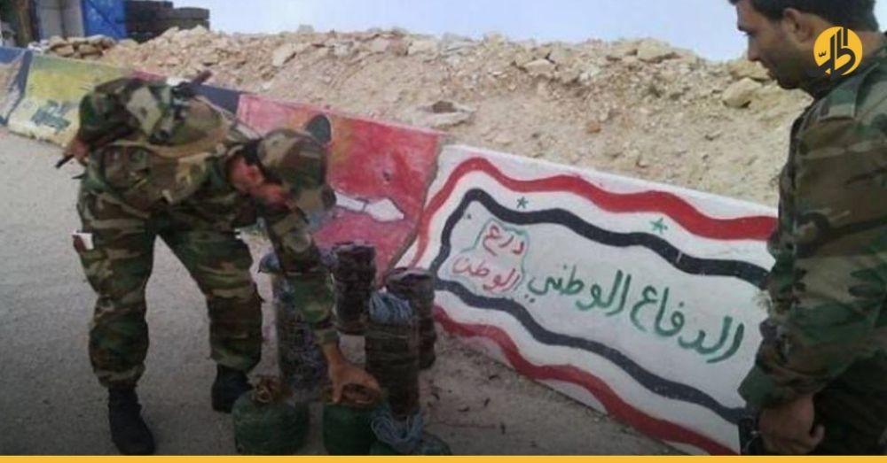 اعتقالاتٌ تطال مدنيين بدير الزور عقب اغتيال قائدٍ في «الدفاع الوطني»