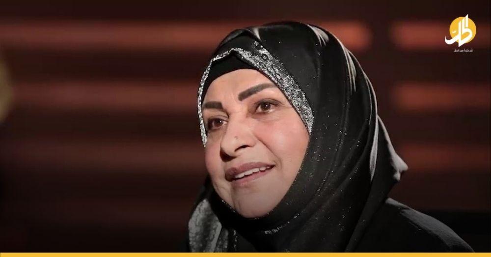 """غضبٌ عراقي من الفنانة """"عواطف السلمان"""".. بكَت على """"سُلَيماني"""" فانكشَفَ """"المستور"""" – (فيديو)"""