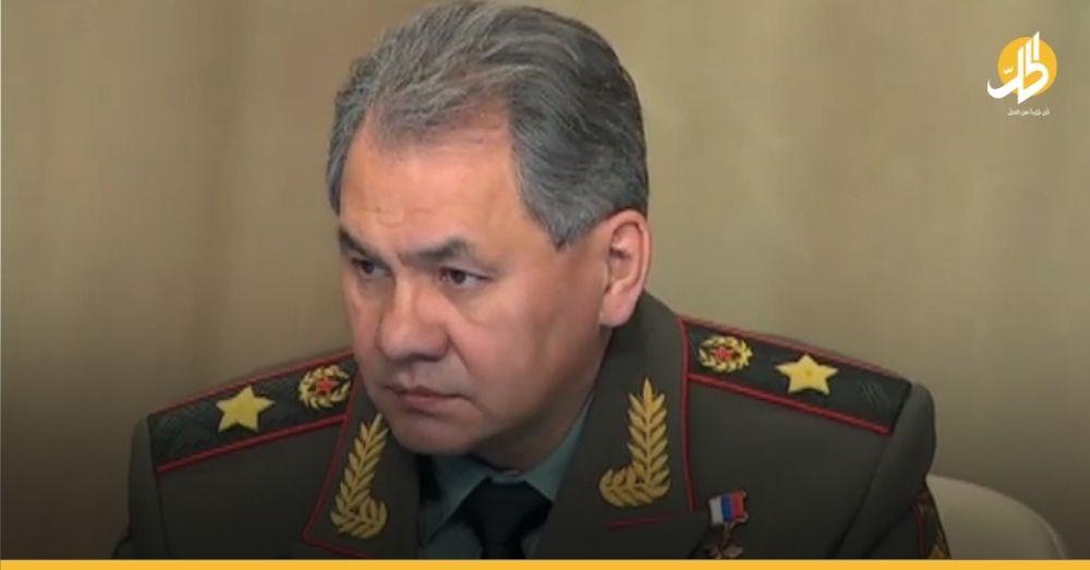 وزير الدفاع الروسي: «جربنا في سوريا أكثر من 320 نوعاً من الأسلحة»