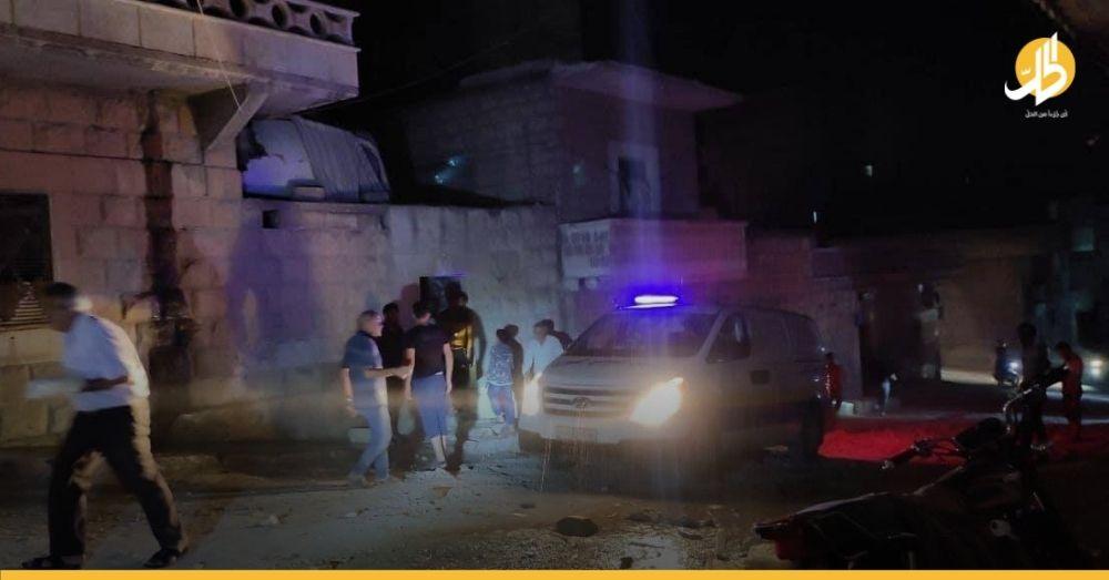 مقتل شخصين وإصابة آخرين جراء قصفٍ صاروخي لمليشياتٍ إيرانية على  عفرين