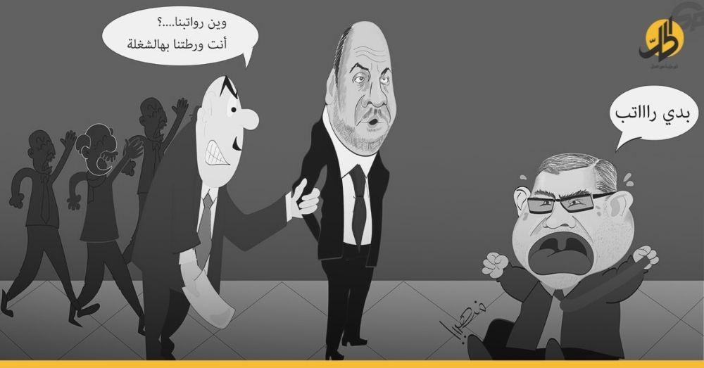 """رسامة سوريّة تتعرّض للطعن بريف حلب لانتقادها """"الائتلاف"""" برسوماتٍ كاريكاتيرية"""