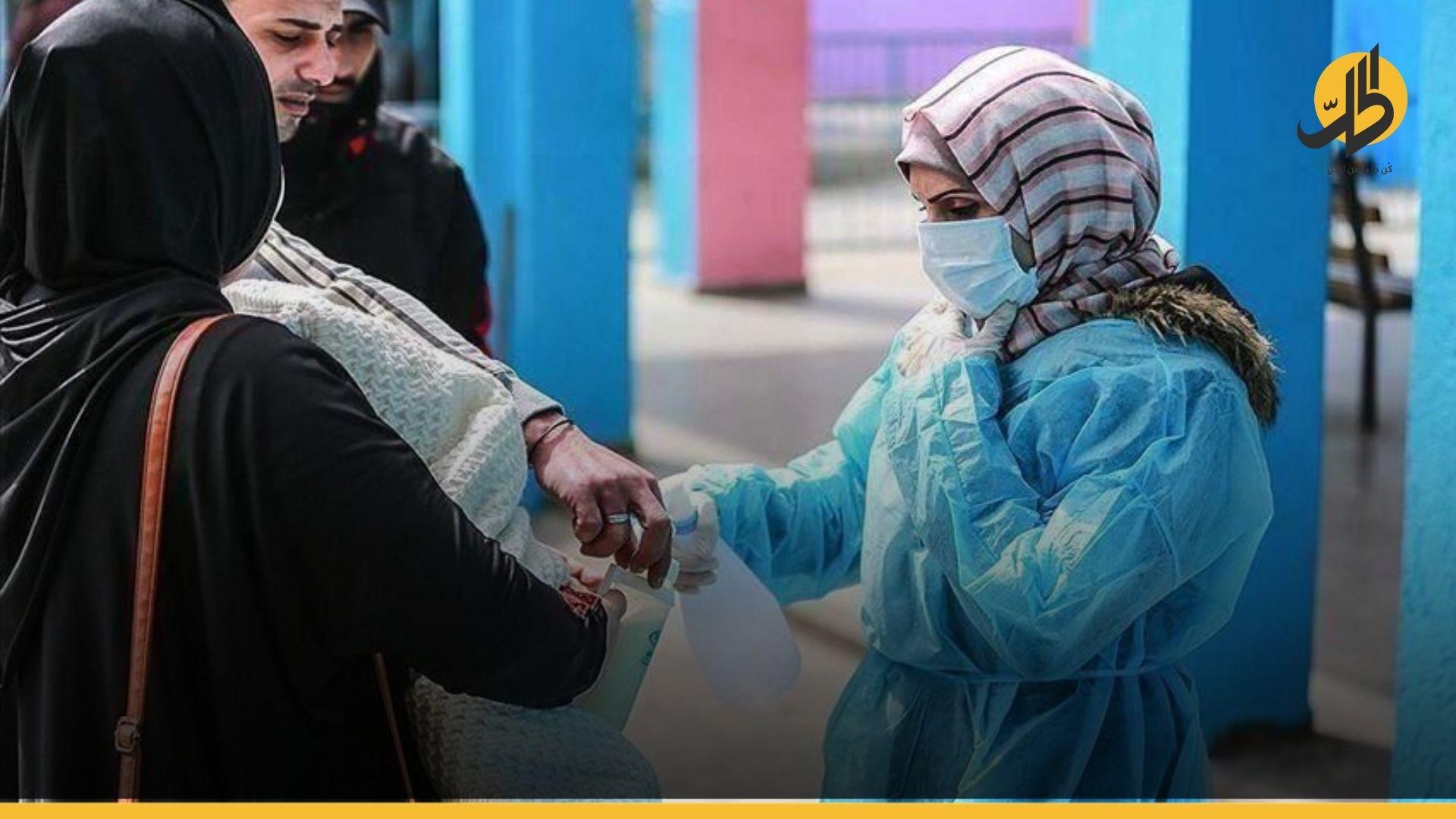"""العراق يسجل أعداد مرتفعة من مصابي """"كورونا"""""""
